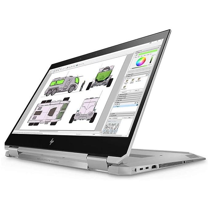 Workstation - Hp I7-8750h 2.20ghz 32gb 2tb Ssd Quadro P2000 Windows 10 Zbook 15 15