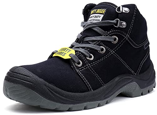7b110bfaa0e Amazon.com | SAFETY JOGGER Work Men's Steel Toe S3 Level Safety ...