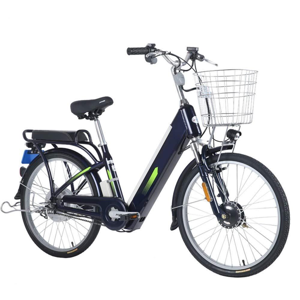 BANGL B Bicicleta eléctrica Ocio Viajes 48V Batería de Litio ...