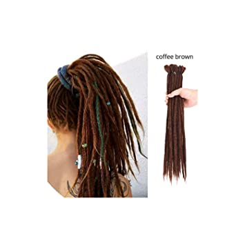 Astounding Amazon Com Dreadlocks Hair Extension For Women And Men Handmade Schematic Wiring Diagrams Amerangerunnerswayorg