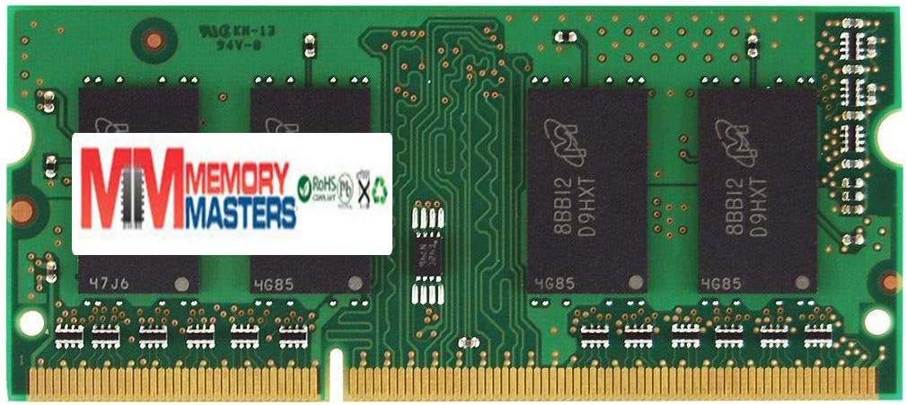 MemoryMasters 2GB (1 X 2GB) DDR3 Memory Upgrade for Acer Aspire One D270, D270-1492, AOD270-1492 PC3-8500 204 pin 1066MHz Netbook SODIMM RAM (MemoryMasters)