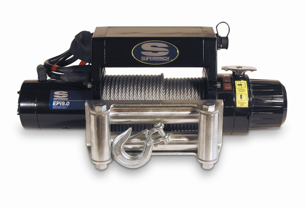 Superwinch 9000 Wiring Diagram - Product Wiring Diagrams •