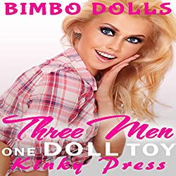 Three Men One Doll Toy