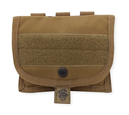 Tacprogear Utility Pouch, Coyote Tan, Small