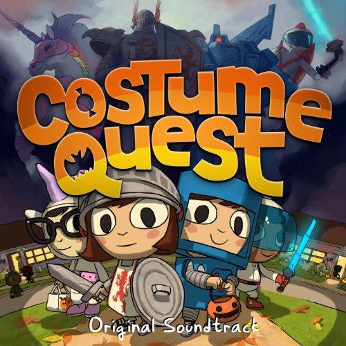 Costumes Quest (Costume Quest Main Title)
