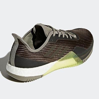 adidas Crazytrain Elite, Chaussures de Fitness Homme, Bleu (Reatea/Petnit/Cblack Reatea/Petnit/Cblack), 44 2/3 EU
