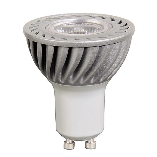 Xavax 00112080 - Bombilla LED GU10 con reflectante (5,5 W, luz blanca
