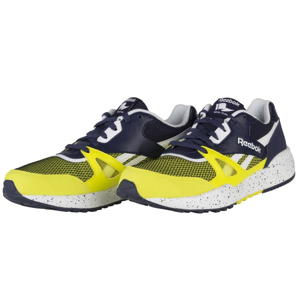 Reebok Royal Escape Hero Men's Shoes Yellow Blue Ink Blue