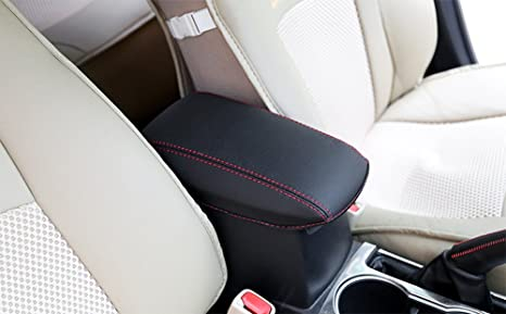Amazon.com: Beerte Car Armrest Box Cover,Fit for Toyota ...