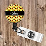 Personalized Mickey Mouse Disney No Twist Retractable Badge Reel Badge Holder Office,Teacher,Nurse