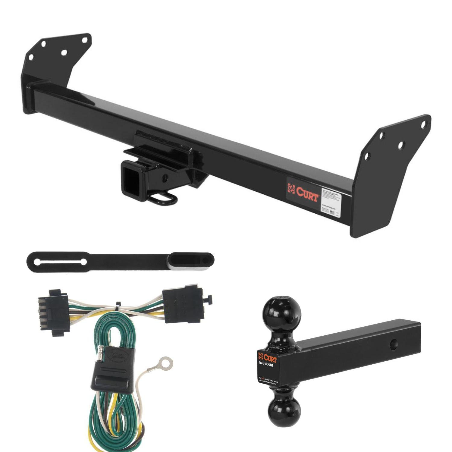 Magnificent Amazon Com Curt Trailer Hitch Wiring Multi Ball Ball Mount For Wiring Digital Resources Instshebarightsorg