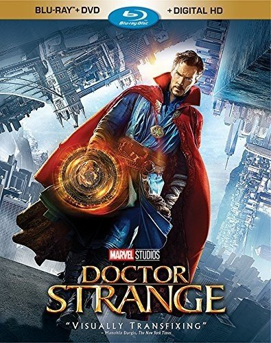 Blu-ray : Doctor Strange (With DVD, Digitally Mastered in HD, Dubbed, , Digital Theater System)