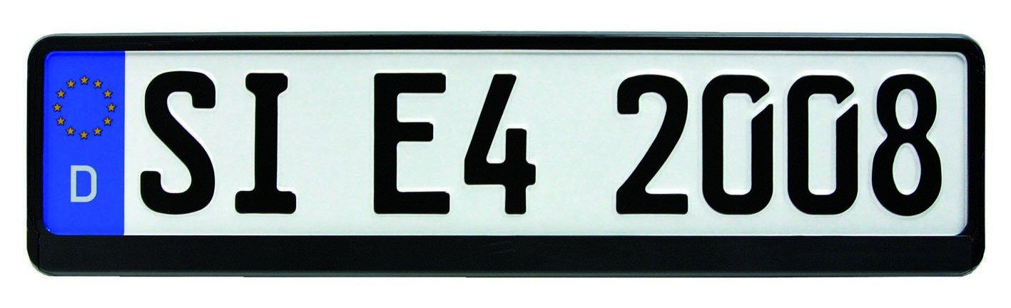 HP Autozubehö r 18508 Kennzeichenhalter SW HP-Autozubehör