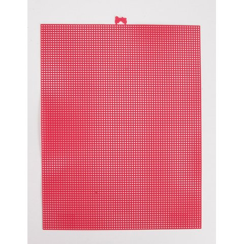 Better Crafts PLASTIC CANVAS RASPBERRY 7MESH 10.5X13.5 (12 pack) (033900-370) by Better crafts