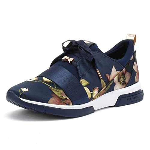 ac0f1db1713f Ted Baker Womens Arboretum Navy Cepap 2 Trainers  Amazon.co.uk  Shoes   Bags