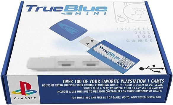 OATop True Blue Mini Crackhead Pack para Playstation Classic ...