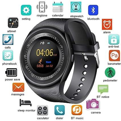KDSFJIKUYB Pulsera de Actividad Nuevo Smart Watch Support 2G ...