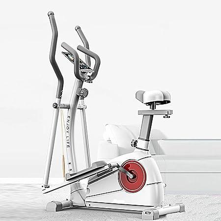 Kanqingqing Bicicleta elíptica 2-en-1 elíptica de la Bicicleta ...