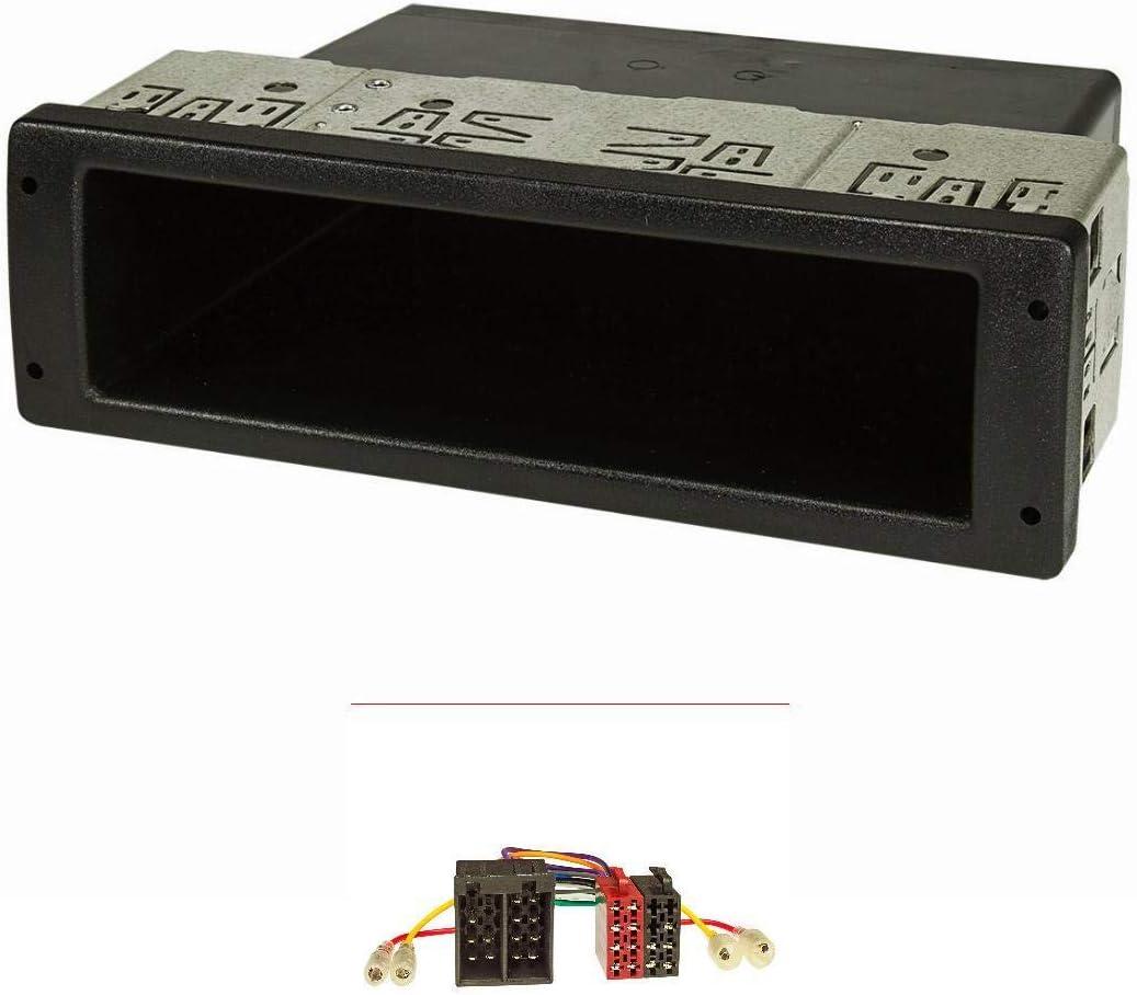 Tomzz Audio 2457 019 Radioblende Set Kompatibel Mit Vw Elektronik