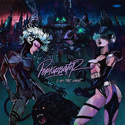 Perturbator-I Am The Night-REMASTERED-2LP-FLAC-2015-mwnd Download