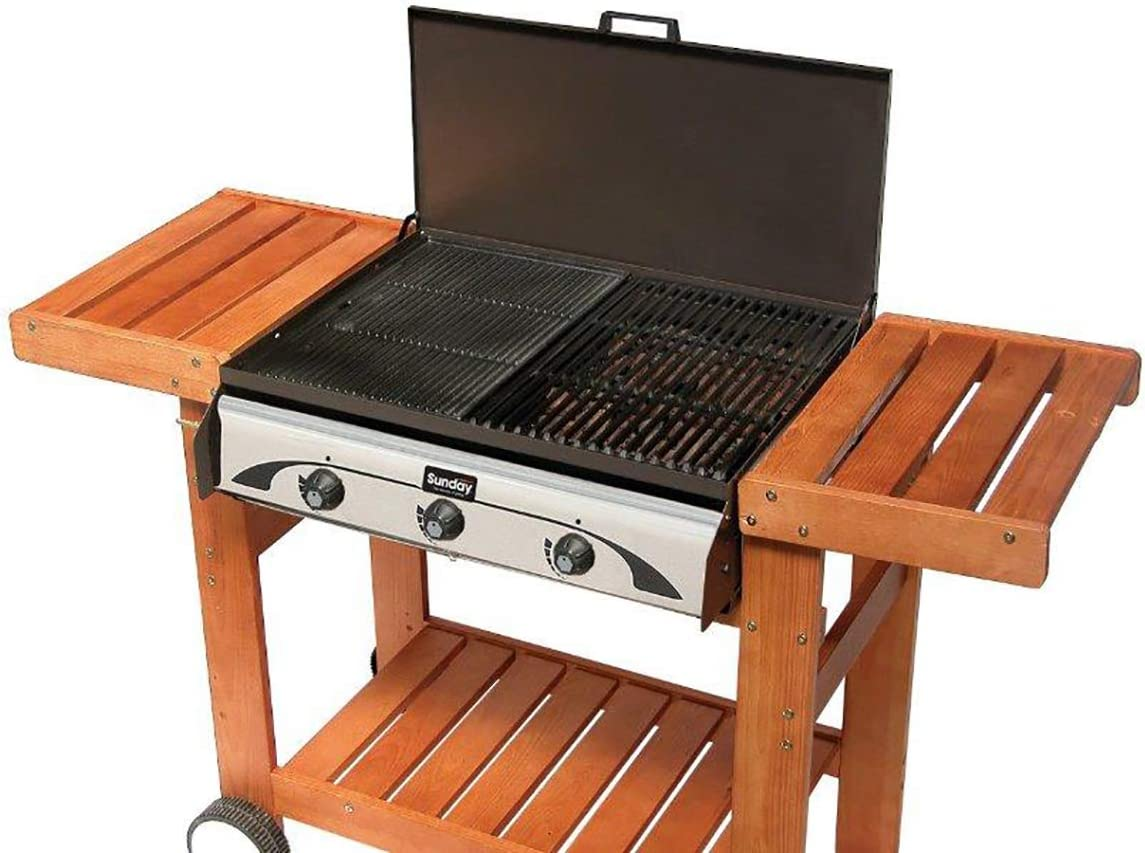 Barbecue Sunday Master 3