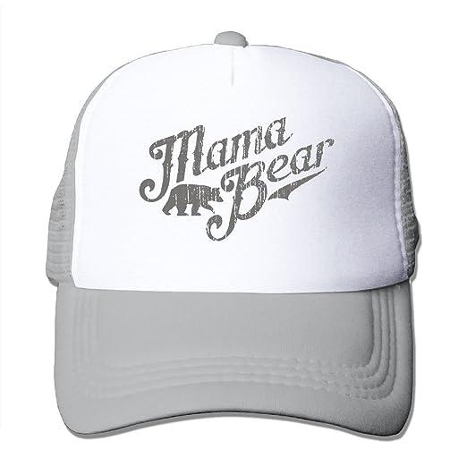 c3836561c04 Unisex-Adult Mama Bear Two-toned Dancing Hats Ash at Amazon Men s ...