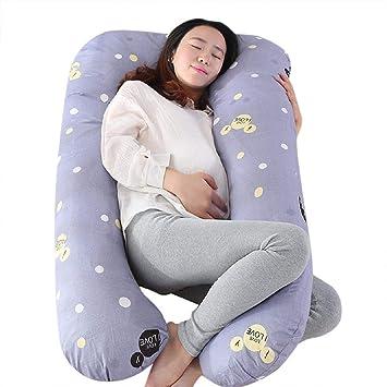 Amazon.com: Yeefant Almohada de embarazo, cuerpo entero ...