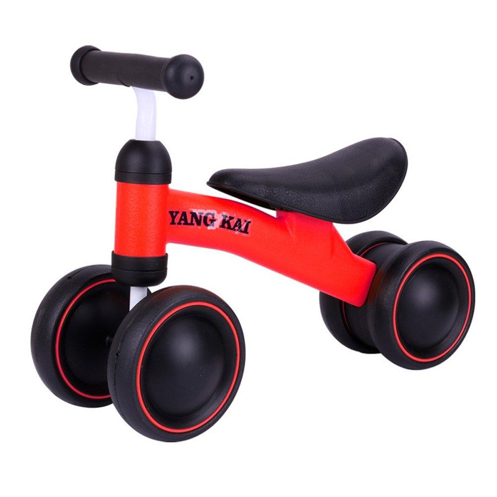 Lll- 子供のバランス車のスライドウォーカー13年古い赤ちゃんヨー車赤ちゃんの自転車赤ちゃんツイスト車のおもちゃ   B07R7SHKSK