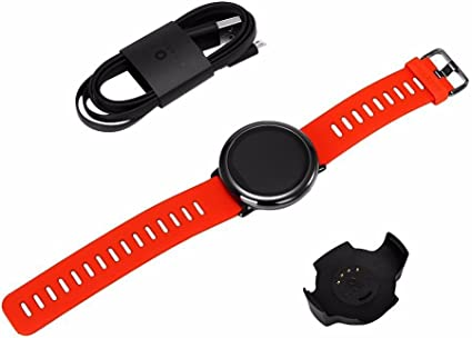 Huami Amazfit Bip Fitness Tracker, runn ingw atch, IP68, GPS + ...