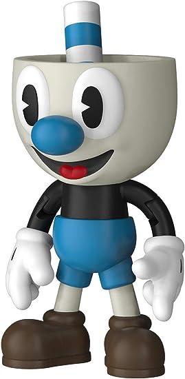 Funko - Cuphead Mugman Action Figure, Multicolor, 33420: Amazon.es: Juguetes y juegos