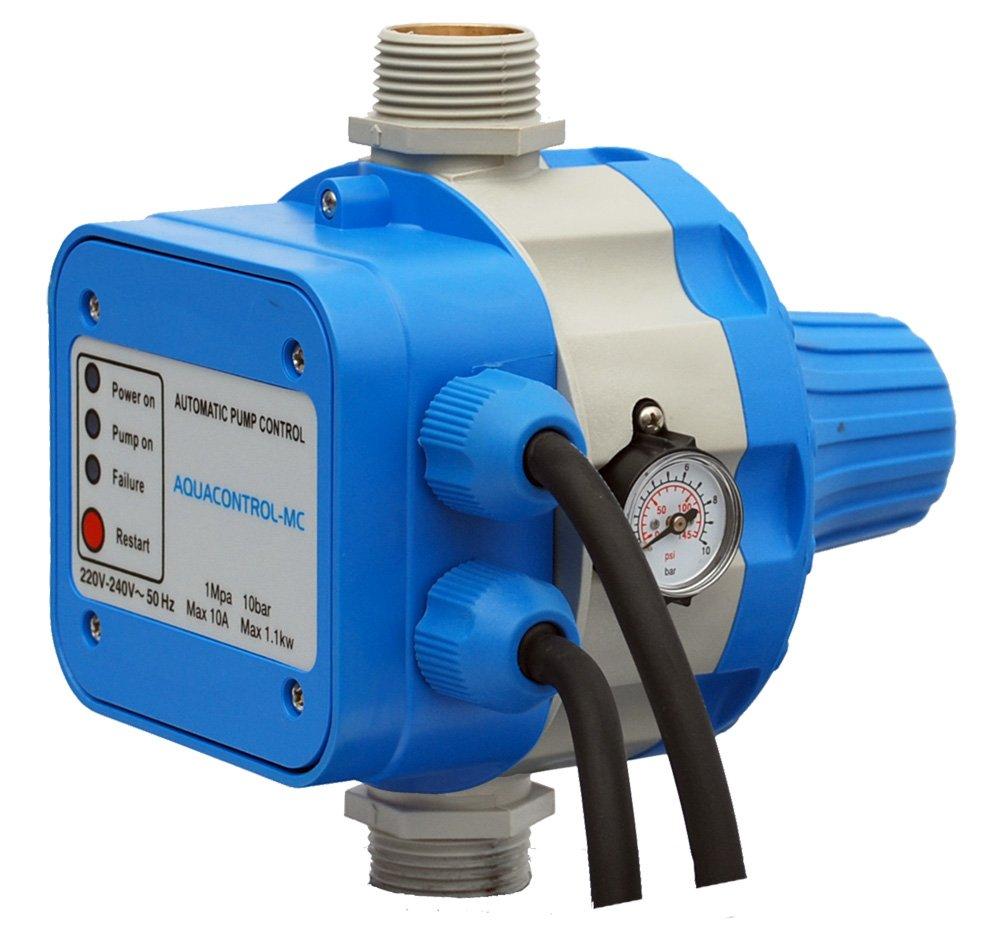 Regulador de presi/ón aquacontrol-mc BCN bombas