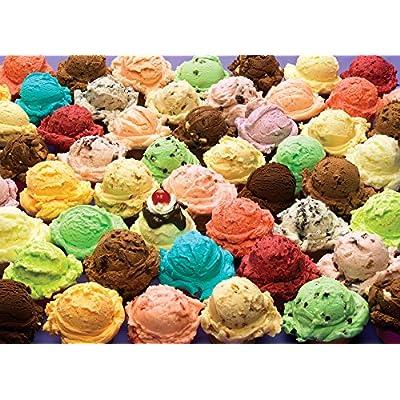 Cobblehill 80061 1000 Pc Ice Cream Puzzle Vari