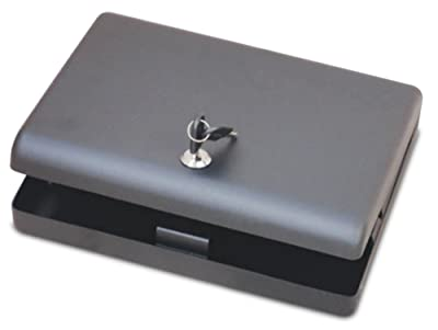 Cobra Vaults Portable In Car Gun Safe Case For Full Size Pistol or Handgun Vault Lock box
