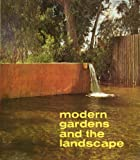 Modern Gardens and the Landscape, Kassler, Elizabeth, 0870704737