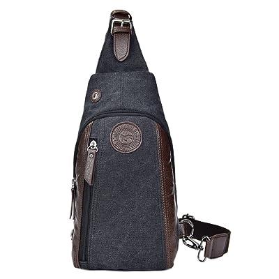 Sling Bag Backpack for Men Women Mini Crossbody Bag Fashion Chest Bag best