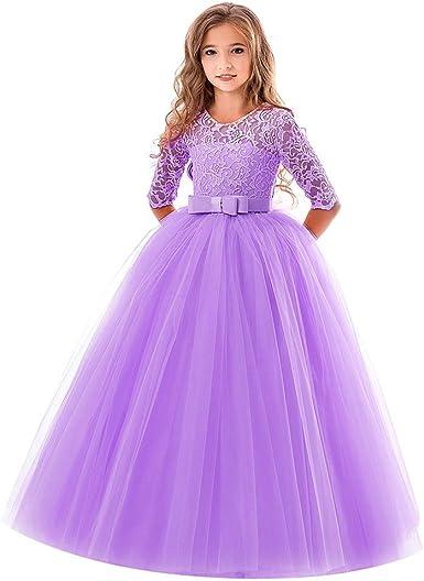 Vestiti Eleganti Per Ragazze Di 12 Anni.Rcool Vestito Da Principessa Bambina Costume Ragazze Principessa