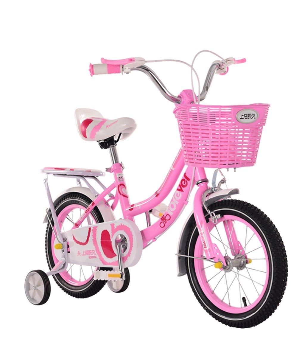 子供の自転車ベビーバイク2-10歳の男の子と女の子自転車ベビーカーのマウンテンバイク (色 : A, サイズ さいず : 18 inches) B07D5VZ7RD 18 inches|A A 18 inches