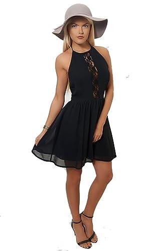 The Fashion Bible –  Vestito  – Donna nero Black