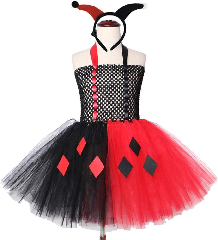 Ropa para niños Bailar Vestido Mullido Malla de Disfraces de ...