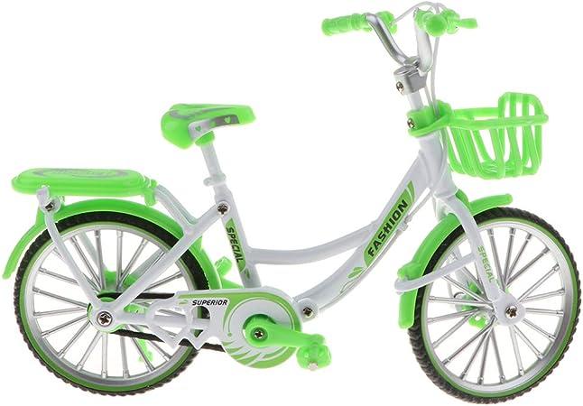 perfeclan 1: 10 Bicicleta de Carreras aleación Simulation Fundido a presión Modelo Bicicleta Modelo Juguete Décor: Amazon.es: Hogar
