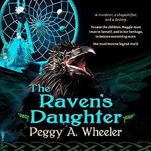 The Raven's Daughter Audiobook