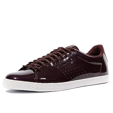 4051e2138162 Le Coq Sportif Charline Coated S Femme Chaussures Violet  Amazon.fr   Chaussures et Sacs