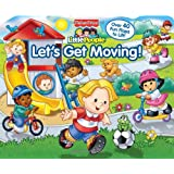 Fisher-Price Let's Get Moving! (Lift-the-Flap)