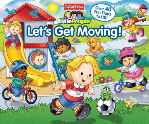 Let's Get Moving (Lift-the-Flap)