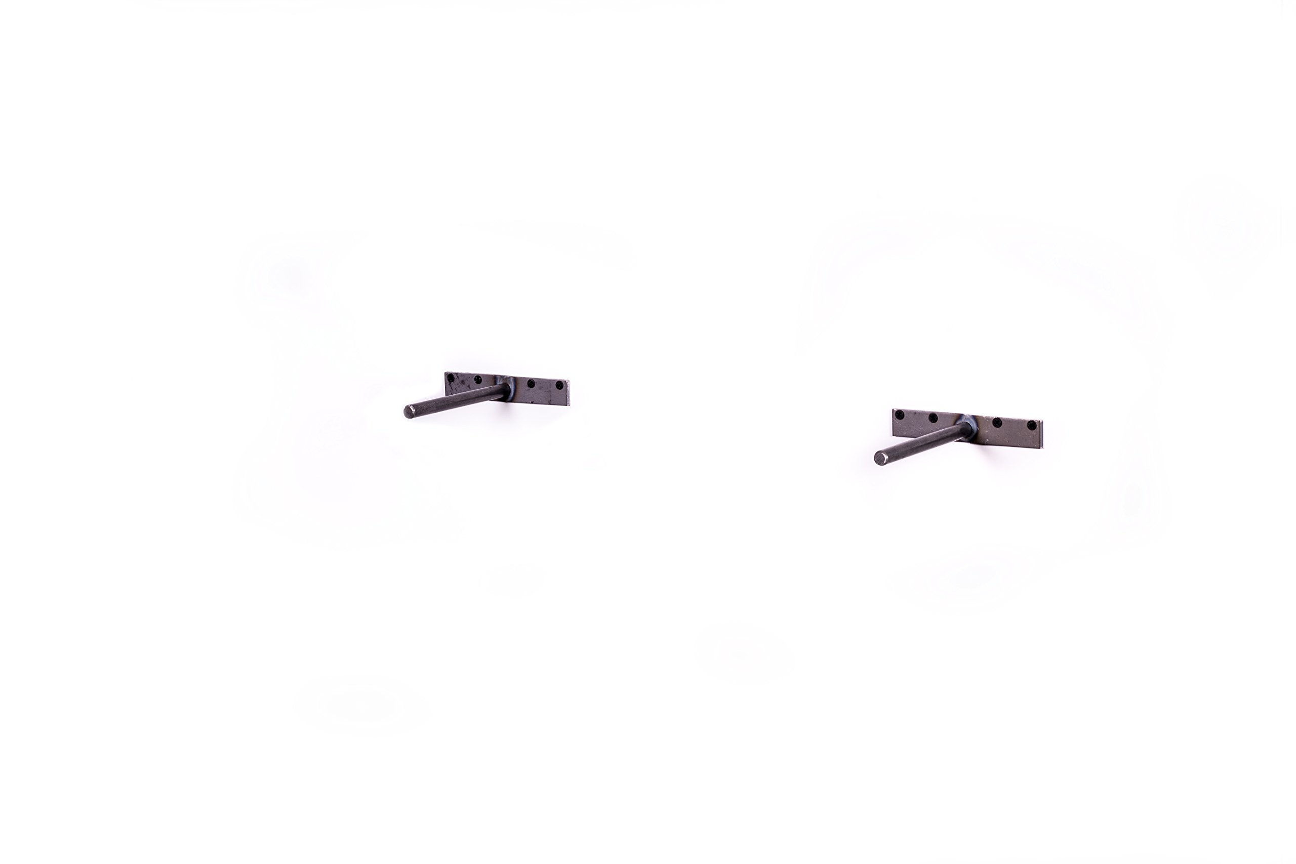 DAKODA LOVE 10'' Deep Cowhide Floating Shelves (Brown, 36'') by DAKODA LOVE (Image #5)