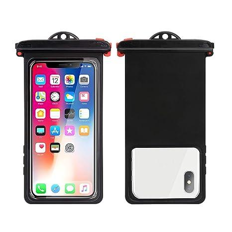 Amazon.com: ZH1 - Funda impermeable para teléfono móvil ...