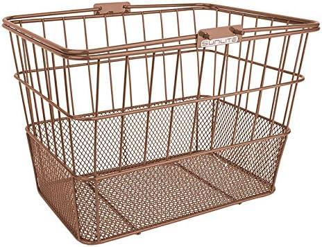 Sunlite Standard Mesh Bottom Lift-Off Basket Brown
