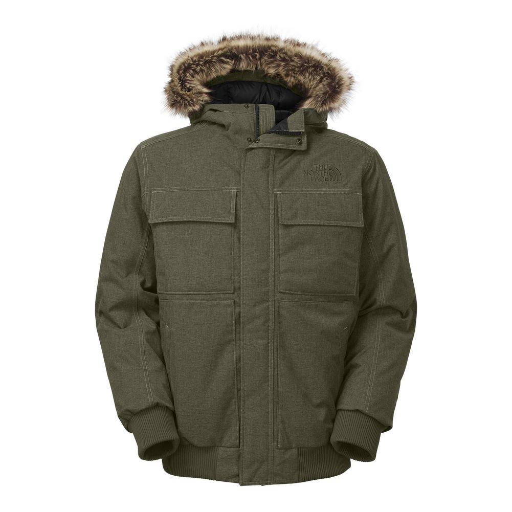 5e673bda0c7b Top1  The North Face Gotham Jacket II Mens New Taupe Green 3XL