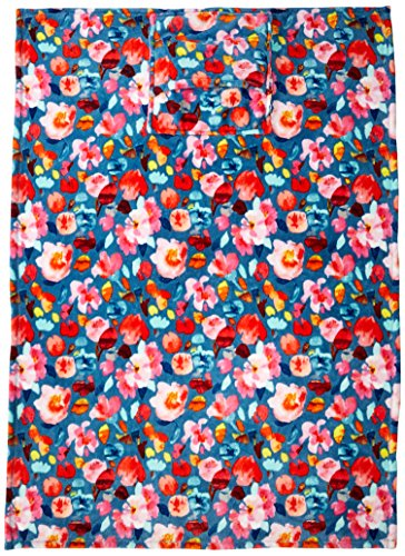 well-wreapped Vera Bradley Fleece Travel Blanket, Fleece