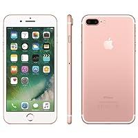 iPhone 7 Plus Apple Ouro Rosa, com Tela de 5,5 , 4G, 32 GB e Câmera de 12 MP